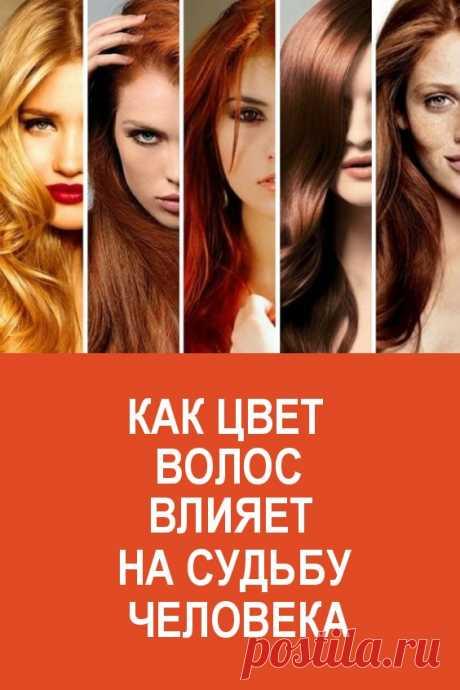 Как цвет волос влияет на судьбу человека. Цвет волос, данный нам при рождении, влияет на нашу судьбу и характер. Каждый оттенок неповторим и способен рассказать многое о человеке, его предпочтениях и мыслях. #судьбачеловека #цветволос