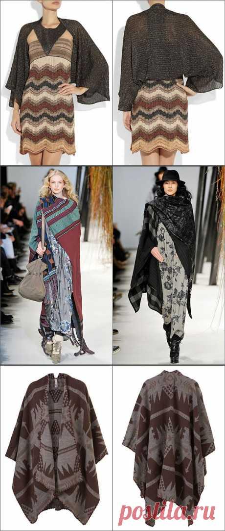 Шьём сами. Прямоугольный крой. / Простые выкройки / Модный сайт о стильной переделке одежды и интерьера