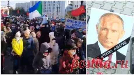 ЗАПОМНИТЕ ЭТОТ ДЕНЬ! Хабаровск доказал, что народ может победить.