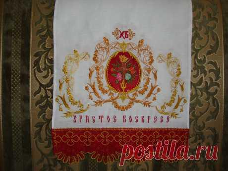 Вопросы и ответы по православной церковной вышивке - Страница 2 - forum.needleway.com