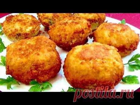Если у вас есть картофель, приготовьте этот вкусный рецепт! Несколько минут и ужин готов!