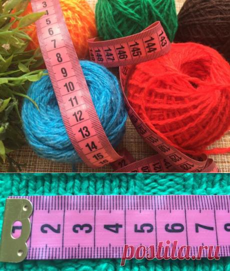 Самый точный расчёт петель, 100% попадание в размер, ещё ни разу не подвёл | Вязание и Рукоделие | Яндекс Дзен