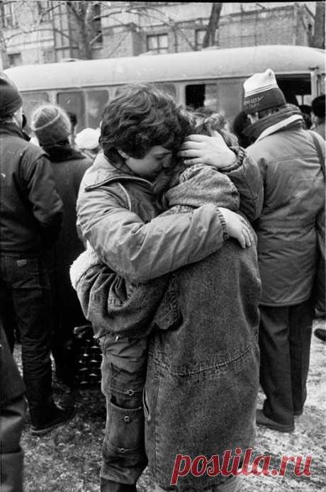 Проводы в армию, 1988 год / Назад в СССР / Back in USSR