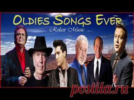 Tom Jones, Engelbert, The Cascades, Matt Monro, Elvis Presley, Paul Anka - Oldies Songs Ever
