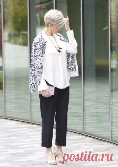 Модные чинос: 17 образов с брюками чинос для женщин за 50 . Милая Я