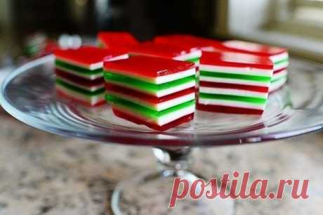 How to make jelly cakes - the recipe, ingredients and photos