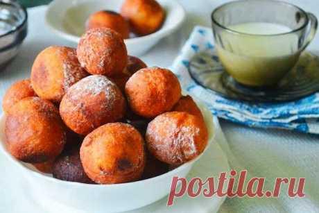 Творожные пончики как в детстве: самое вкусное лакомство! – БУДЬ В ТЕМЕ