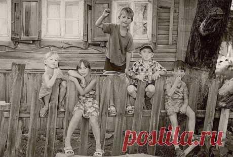 Что умели делать все советские дети, а нынешние - нет.