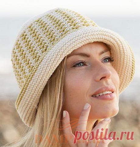 Летняя шляпка «Beach Friend»