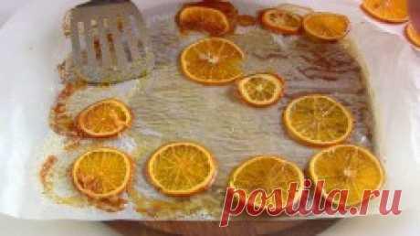 Цукаты из апельсинов рецепт с фото пошагово - 1000.menu