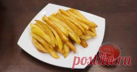 Картофель фри в мультиварке за 5 минут — видеорецепт в Журнале Маркета Простой видеорецепт картофеля фри, который можно приготовить в мультиварке за 5 минут.
