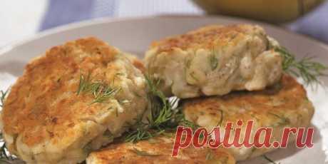 Котлеты из цветной капусты : Овощные блюда : Кулинария : Subscribe.Ru