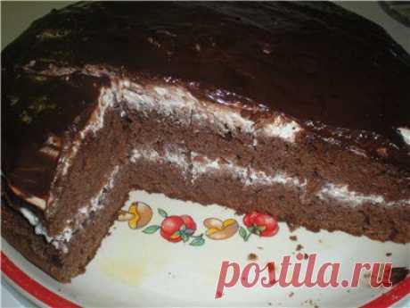 Шоколадный торт. Обсуждение на Блоги на Труде