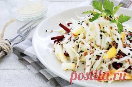 Низкокалорийные блюда с белокочанной капустой