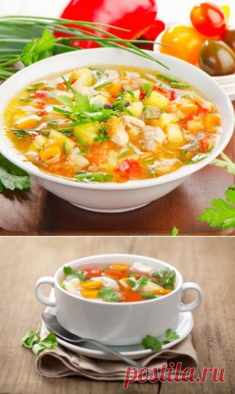 Диетические супы для похудения, которые сжигают жир: рецепты в домашних условиях