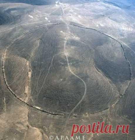 Огромные каменные круги в Иордании поставили в тупик ученых-археологов (фото) - свежие новости Украины и мира