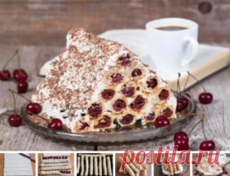 Торт «Монастырская изба» - Домашние секреты