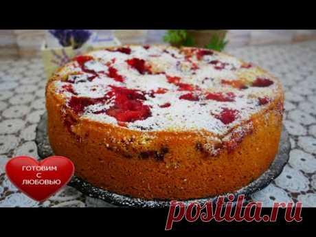 ВКУСНЫЙ Пирог со сливами\БЫСТРЫЙ и ПРОСТОЙ в приготовлении пирог\ПРОЩЕ НЕКУДА