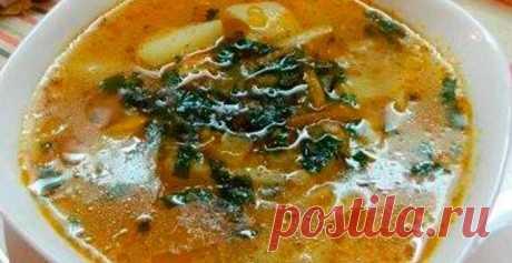 Суп харчо постный | Кулинарный портал
