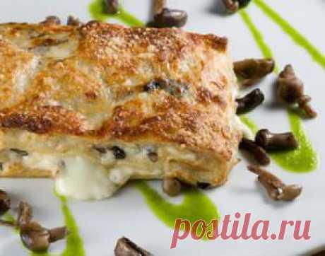 Быстрый сырный пирог из лаваша | Милочка
