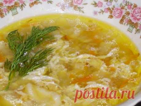 Суп «Кудряш» – популярное советское блюдо, которое можно приготовить даже, когда в холодильнике толком ничего нет - Женский журнал