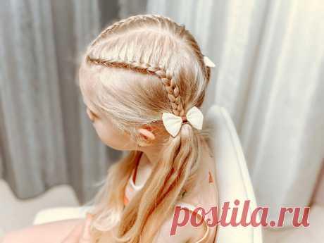 Красивые прически на длинные волосы | LittleMods | Яндекс Дзен