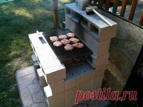 Идеи для барбекю на дачном участке / Домоседы