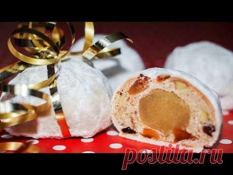 Бесподобные Рождественские Булочки с Марципаном ШТОЛЛЕН - ки Ароматные Вкусные Подарки. Ирина Кукинг - YouTube