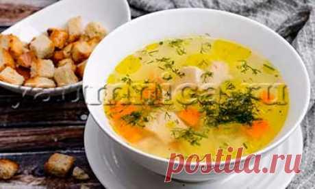 Диетический куриный суп: рецепт, фото рецепт, пошаговый рецепт