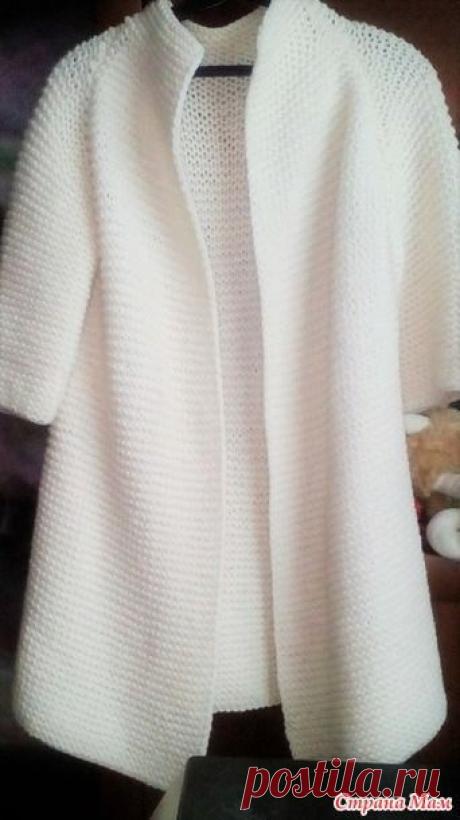 Вязаных кардиганов много не бывает | Вязание спицами и крючком | Яндекс Дзен