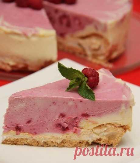 """Торт """"Воздушный поцелуй"""""""
