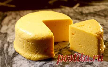 Подруга научила готовить дома твердый сыр: она без опаски дает его даже своему годовалому сыну