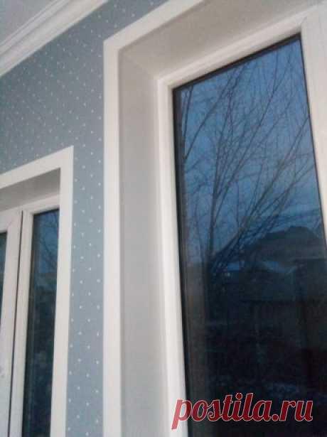 Откосы пластиковые на окна от 1800 тг - Окна / двери / балконы Алматы на Olx