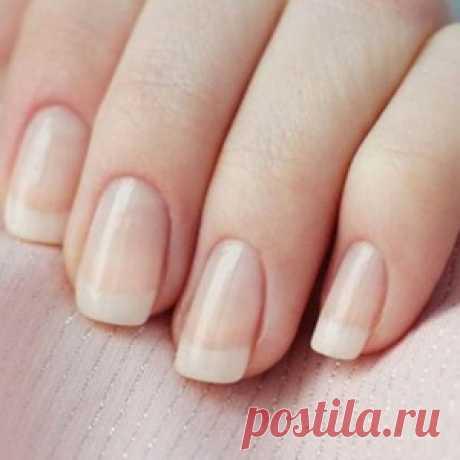 ¡La receta asombrosa de la reconstitución de las uñas!