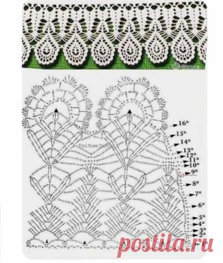 (103) Verónica Crochet - პოსტები