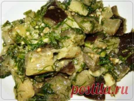 Маринованные баклажаны как грибы   Рецепты вкусно
