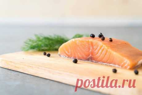 Как вкусно засолить красную рыбу   SimpleSlim