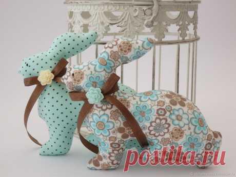 Винтажные кролики