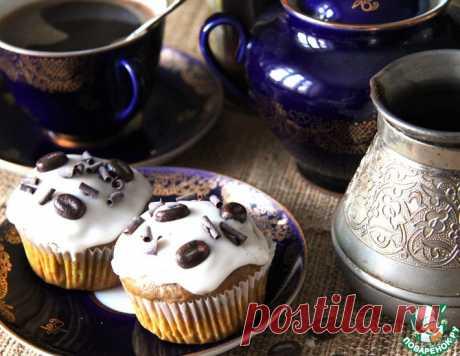 Кекс с рикоттой и кофе – кулинарный рецепт