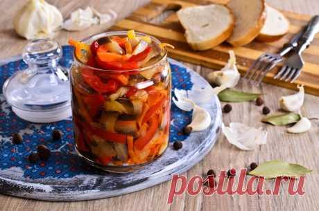 Просто и очень вкусно! Баклажаны по рецепту Раисы Алибековой.