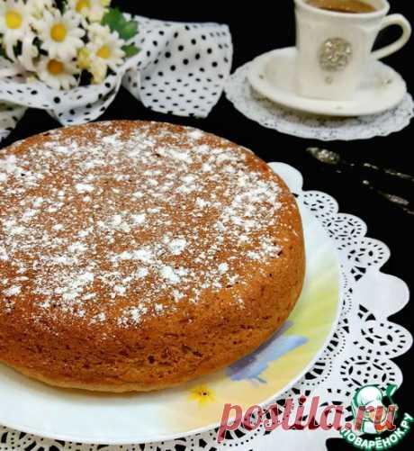 Тыквенный пирог в мультиварке - кулинарный рецепт
