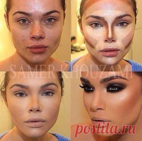 Макияж:до и после Собрал лучшие примеры работ профессионального макияжа, которые в очередной раз доказывают, что внешность бывает обманчива.                                                              Источник
