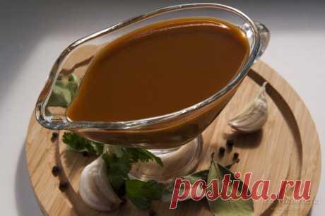 Кулинарная школа для профи: Коричневый соус от шефа | DiDinfo | Яндекс Дзен