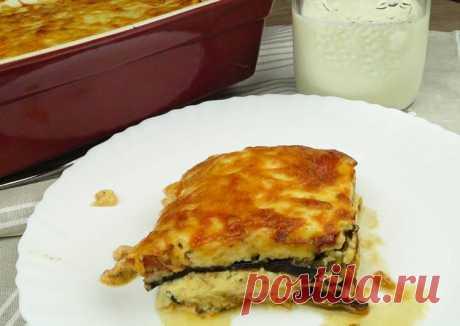 (5) Греческая мусака | Greek moussaka - пошаговый рецепт с фото. Автор рецепта Вкусная кухня. Простые рецепты . - Cookpad