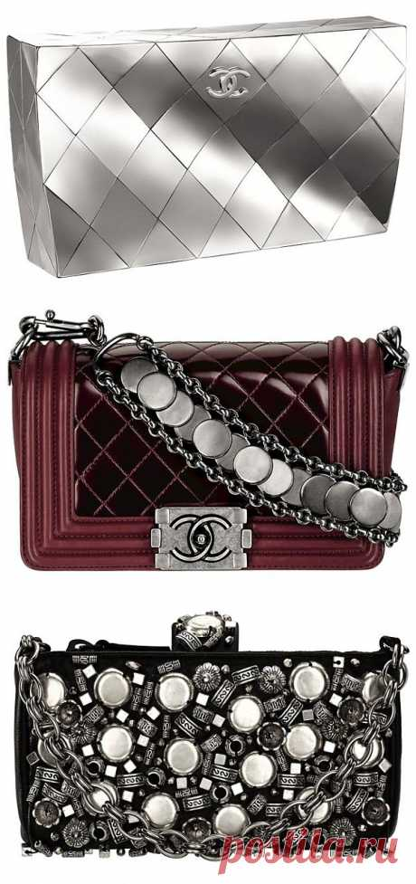 Идеи для переделок от Chanel / Сумки, клатчи, чемоданы / Модный сайт о стильной переделке одежды и интерьера