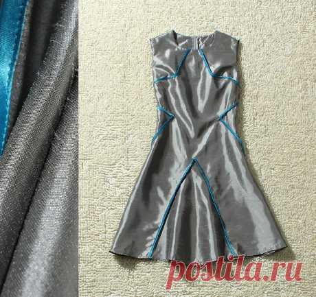 Платье  Арт № WOM 068 Размер:S,M,L Ткань: шелк