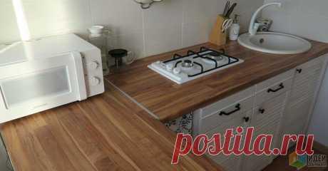 Однушка хрущевка в белом - кухня 5 кв. метров | Тысяча и одна идея