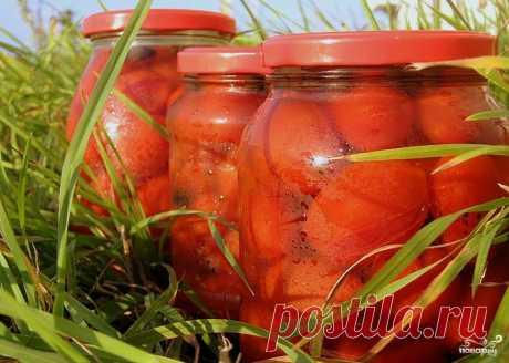Помидоры на зиму - 65 рецептов заготовки помидоров на зиму!.