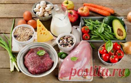 Соблюдайте 12 естественных правил питания — Полезные советы