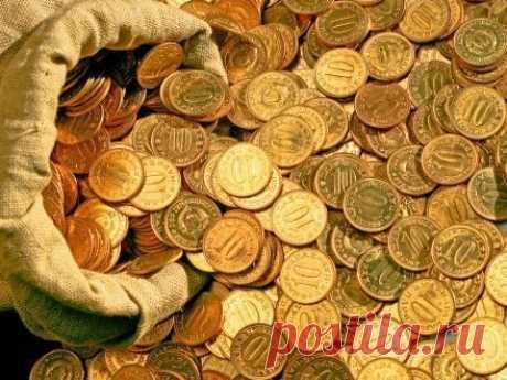 10 правил магии денег / Мистика